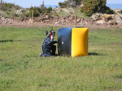 Aiguadicció Rialp Paintball