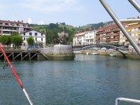 Puente desde el barco