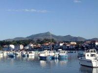 Barcos cerca del puerto