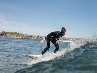 Perfeccionando técnica surf
