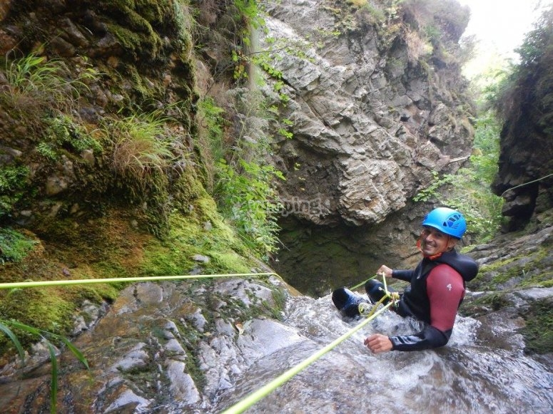 Come and do canyoning