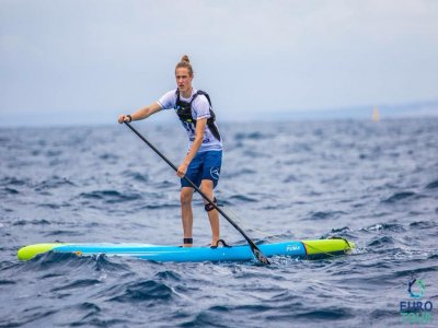 Mediterranean Surf School Paddle Surf