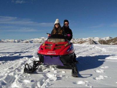 Motos de Nieve y Quads
