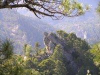 vistas desde fresnada de la sierra