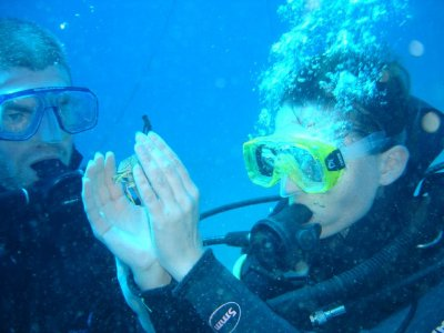 Curso de buceo Advanced Diver, en Tías, Lanzarote