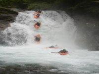Creek courses