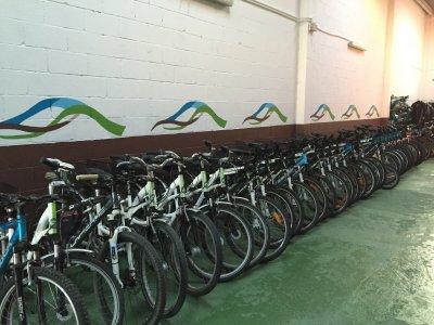 阿罗萨岛的山地自行车出租,全职