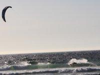 un kite de fondo