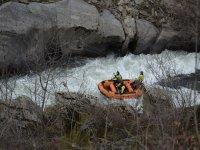 Rafting en Orense
