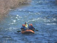 Deporte en el río Sil