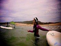 a por el surf