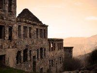 Edificios en ruinas