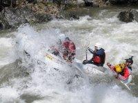 Luchando contra las aguas