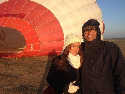 Balloon Flight in Aranjuez + Breakfast + HD Video