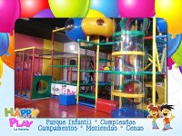 Parque Infantil Happy Play