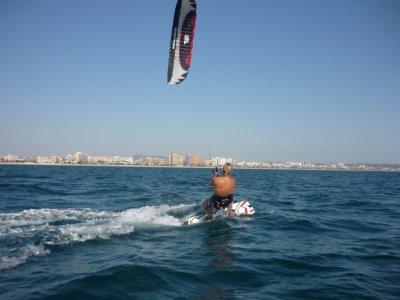 Kitesurfing baptism, 2 hours, Pollensa