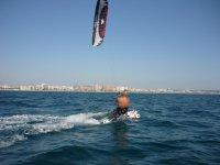 Practica kitesurf en Mallorca