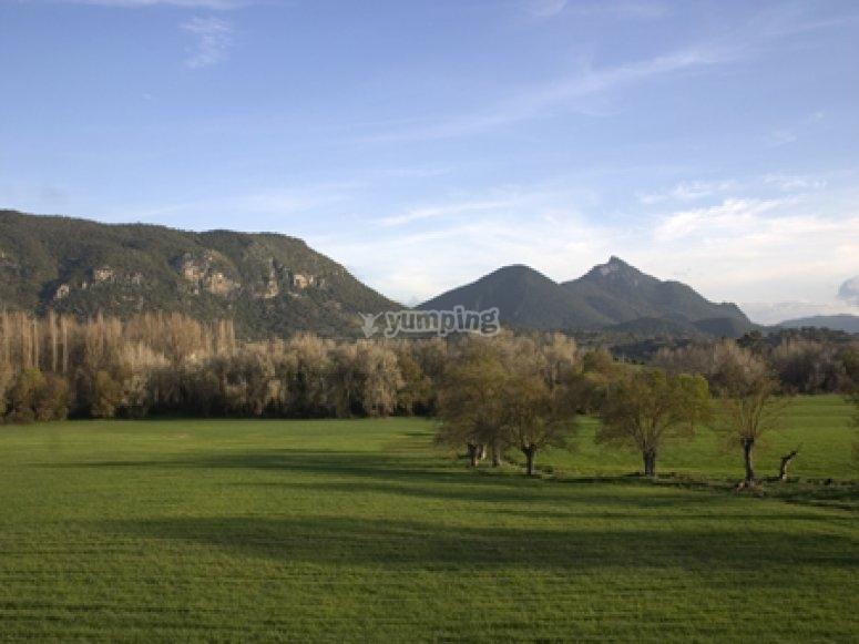 Sierra de la Silla, refugio de los saqueos de los Franceses