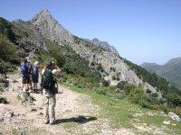Ruta-biodiversidad en Alcornocales o Grazalema