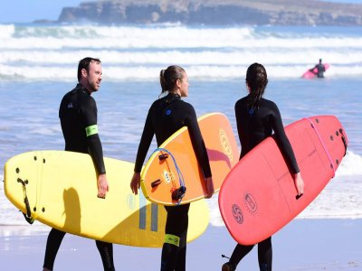 Weekend intensivo in Surf Camp a Somo