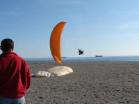 Powered paragliding course in Granada