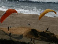 Gift a powered paraglider flight