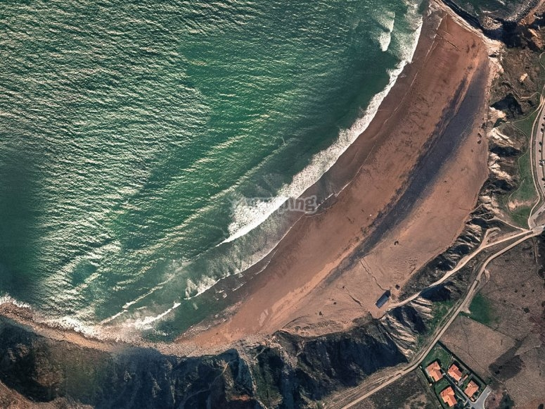 La costa di Sopelana