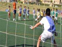 足球在城市营地