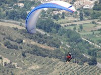 Gift flight paragliding in Granada
