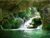 Canyoning in Glorieta River, Half-Day