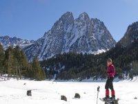 Raquetas de montaña