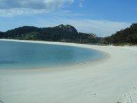 Isole Cies, Rodi Beach
