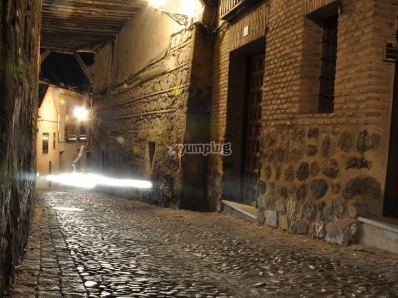 Ruta guiada por Toledo