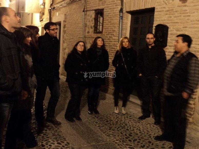 Visita guiada por Toledo