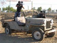 Vehiculos militares autenticos