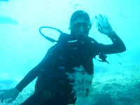 Underwater photographic reports