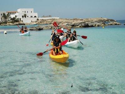 Formentera Natural Kayaks