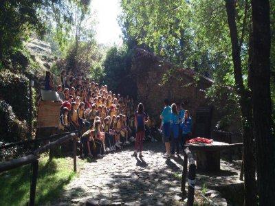 Aldealix Campamentos de Inglés