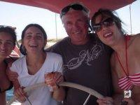 福门特拉岛帆船乘船游览海岸