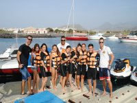 Grupo para motos nauticas