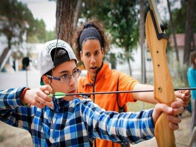 Campamento náutico e inglés en embalse de Iznajar