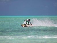 Acrobacias en jet surf