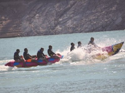 Rafting, barranco, ferrata y multiactividad lago