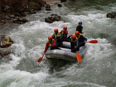 Canoas del Deva Rafting