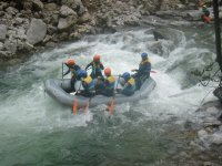 Rafting in raft six