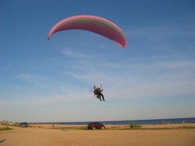 Escuela de Parapente y Paramotor Valencia Paramotor