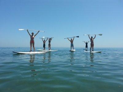 Moskiters de Doñana Paddle Surf