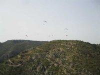 Sobrevolando cataluña