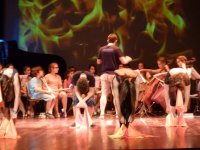 Final show (dance and orchestra)