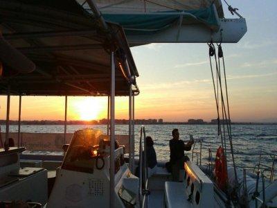 乘船游览丹尼亚,90分钟